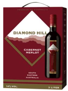 BiB 3L - Diamond Hill Cabernet / Merlot 13,5%