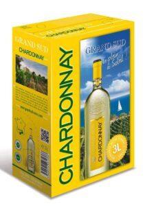 BiB 3L - Grand Sud Chardonnay 12,5%