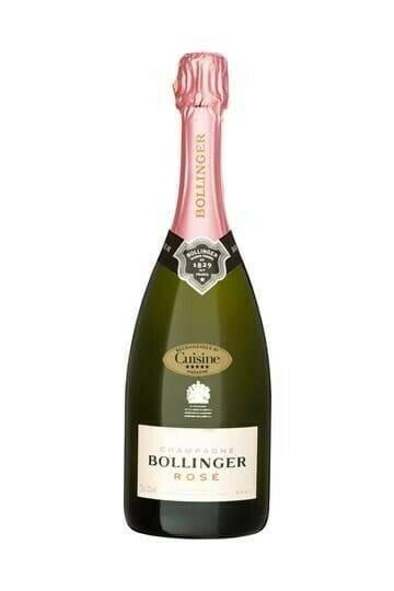 Bollinger Champagne Rosé 0,7 liter5 Ltr