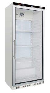 Displaykøleskab - 4 x GN 2/1 - 570 liter
