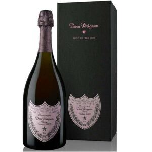 Dom Perignon Champagne Rosé 2003 (Giftbox) 0,7 liter5 Ltr