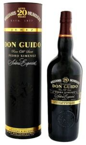 Don Guido 20 Yo Pedro Ximenez Sherry 37,5 Cl