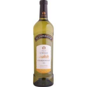 El Emperador Chardonnay 13.5% 75 cl