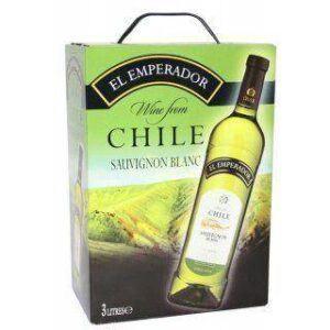 El Emperador Sauvignon Blanc 11,5% 3 L