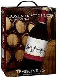 Faustino Rivero Ulecia Rød 12% BIB 5 L
