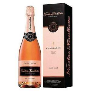 Feuillatte, Champagne Brut Rosé 0,7 liter5 Ltr