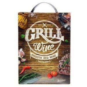 Grill Wine 15% 3L BIB