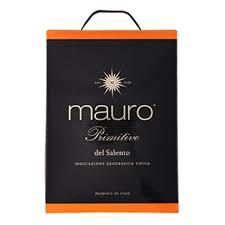 Mauro Primitivo del Salento IGT 14% BIB 3 L