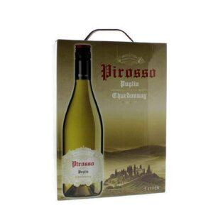 Pirosso Puglia Chardonnay 12,5% 3L BIB