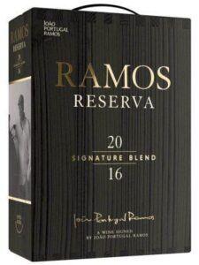 Ramos Reserva 14% BiB 3 L