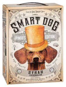 Smart Dog Syrah Trincadeira 13,5% 3 L