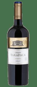 Tarapaca Reserva Merlot 13,5% 75 cl