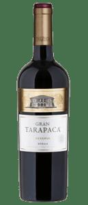 Tarapaca Reserva Syrah 14,5% 75 cl