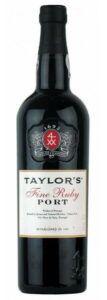 Taylor's Fine Ruby Port 0,7 liter5 Ltr
