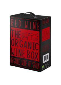 The Organic Wine Box Red 3 L