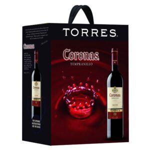 Torres Coronas Tempranillo 14% BIB 3 L