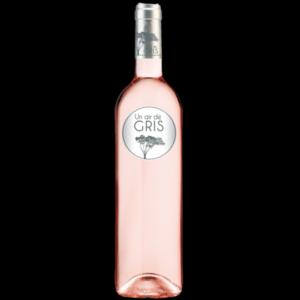 Un Air De Gris, Pays D'oc Rosé 0,7 liter5 Ltr