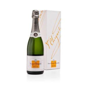 Veuve Clicquot Champagne Demi-sec (Giftbox) 0,7 liter5 Ltr