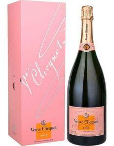 Veuve Clicquot Champagne Rosé (Mg) 1,5 Ltr