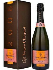 Veuve Clicquot Champagne Vintage Rosé 2004 0,7 liter5 Ltr
