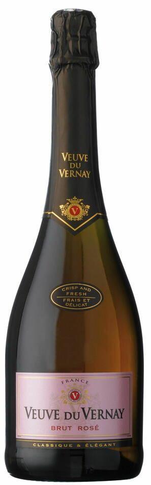 Veuve Du Vernay Brut Rosé 0,7 liter5 Ltr