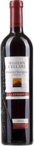 Western Cellars Cabernet Sauvignon 12,5% 75 cl