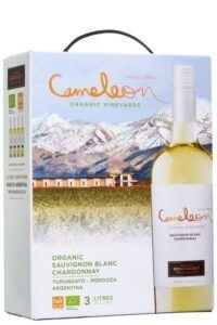 Cameleon Organic Sauvignon Blanc Chardonnay 12,5% BiB 3 L