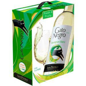 Gato Negro Sauvignon Blanc 13% 3 L