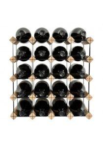 Mensolas - fyrretræ - 20 flasker