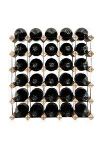 Mensolas - fyrretræ - 30 flasker