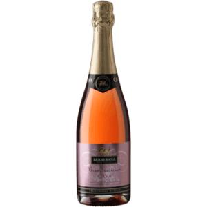 Berberana Gran Tradición Cava Rosé Brut - Mousserende vin