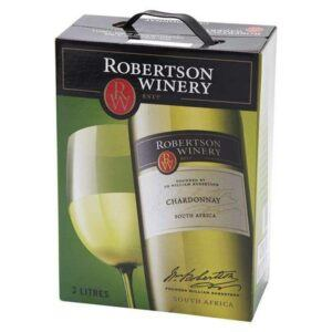 BiB 3L - Robertson Winery Chardonnay 13,5%