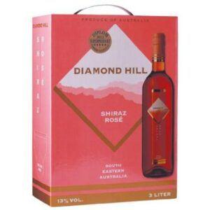 BIB 3L - Diamond Hill Shiraz Rosé 13,5%