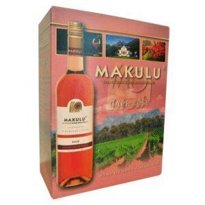 Makulu Cape Rosé 11,5% 3 L
