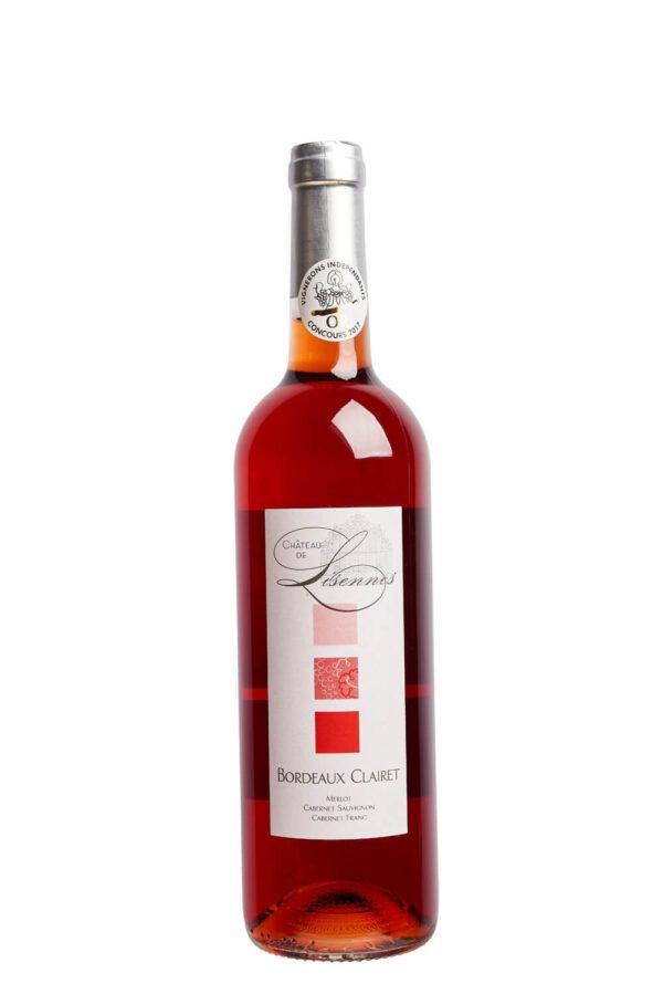 Rosé Clairet de Lisennes