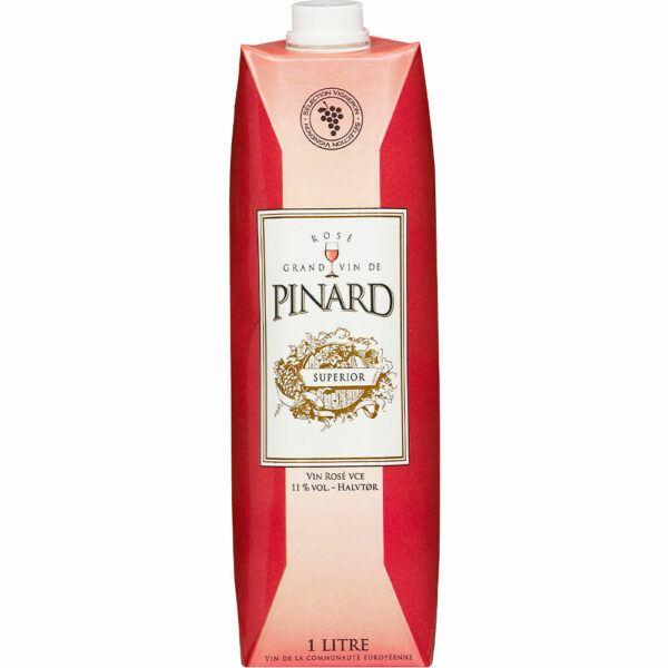 Pinard Rosé 11% 1 liter