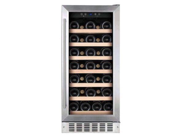 Temptech Premium VWCR30SS Vinkøleskab