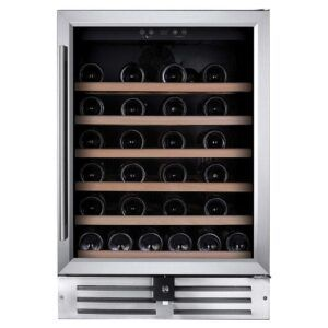 Temptech Premium VWCR46SS Vinkøleskab