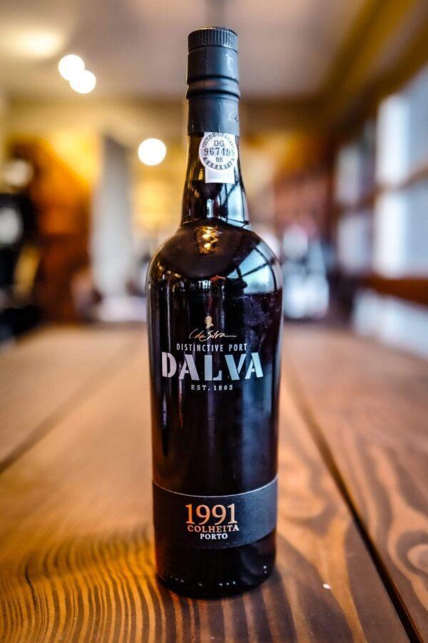 Dalva Colheita Porto 1991