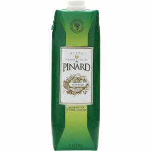 Pinard Blanc 11% 1 ltr.