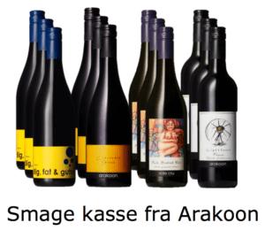 Arakoon smagekassen 12 flasker