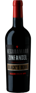 BLACKS DEVIL NEGROAMARO ZINFANDEL 2018