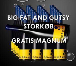 Big, fat and gutsy STORKØB