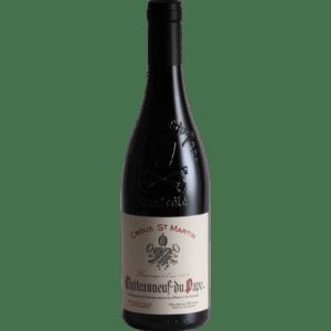 Chateauneuf du Pape - Crous Saint Martin 2017