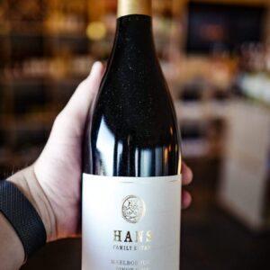 Hans Herzog Pinot Noir 2013