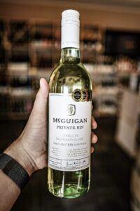 McGuigan Private Bin Semillon Sauvignon Blanc 2017