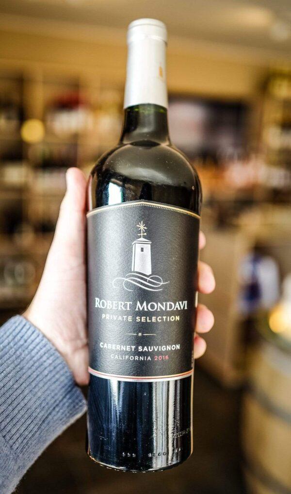 Robert Mondavi Pr. Selection Cabernet Sauvignon 2016