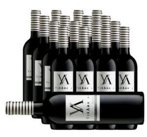 STORKØB Vinamada Chrianza 20 flasker plus en magnum på toppen