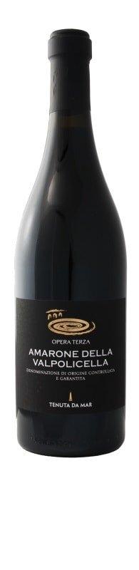 """Tenuta da Mar, """"Opera Terza"""" Amarone 2014 0,75 ltr"""