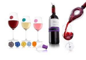 Vacu Vin Vinsmagning gavesæt CEL
